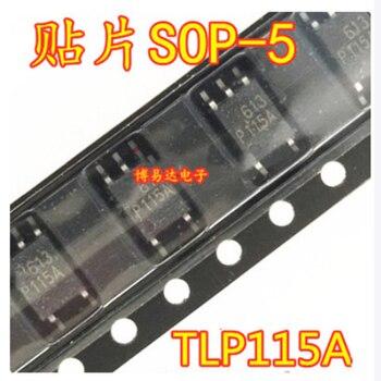 Free Shipping 50pcs P115A  TLP115A SOP-5  TLP115