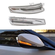 led side mirror turn signal light for Hyundai Elantra Veloster Turbo Avante MD 2010-2015 Car mirror signal rear view mirror