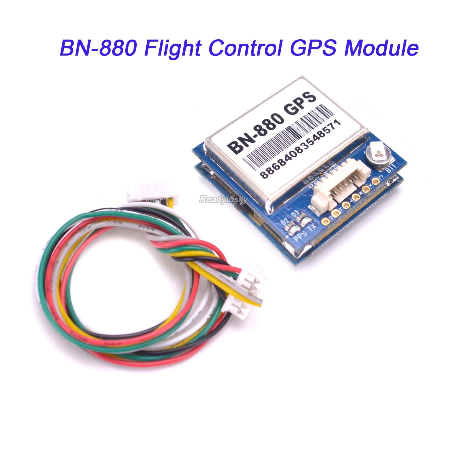 BN-880 جديد BN880 وحدة GPS التحكم في الطيران وحدة مزدوجة البوصلة مع كابل ل APM 2.6 APM2.8 / Pixhawk 2.4.7 PIXHAWK 2.4.8