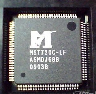 ¡Entrega Gratuita! Accesorios de chip digital mst720c-lf LCD driver IC