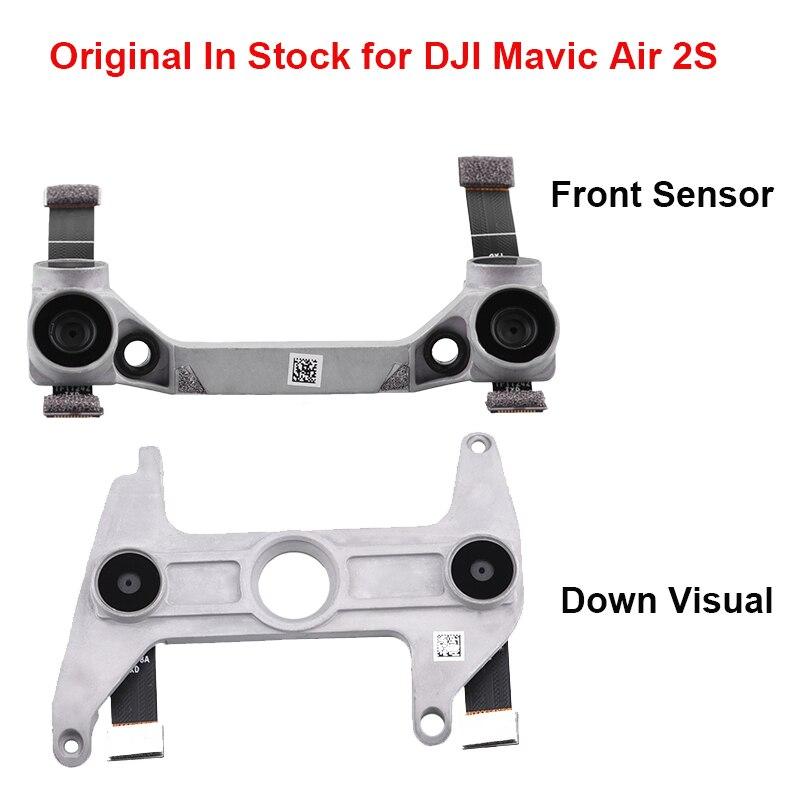 الأصلي في المخزون ل DJI Mavic الهواء 2S الجبهة الرؤية الاستشعار أسفل البصرية نظام وحدة إصلاح قطع الغيار ل Mavic الهواء 2S