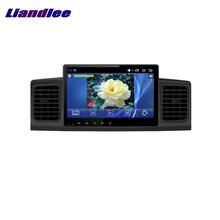 Android Fahrzeug GPS Für Toyota Corolla E120/E130 2000-2005 2006 2007 Kapazitiven GPS Radio TV Film Andriod video System