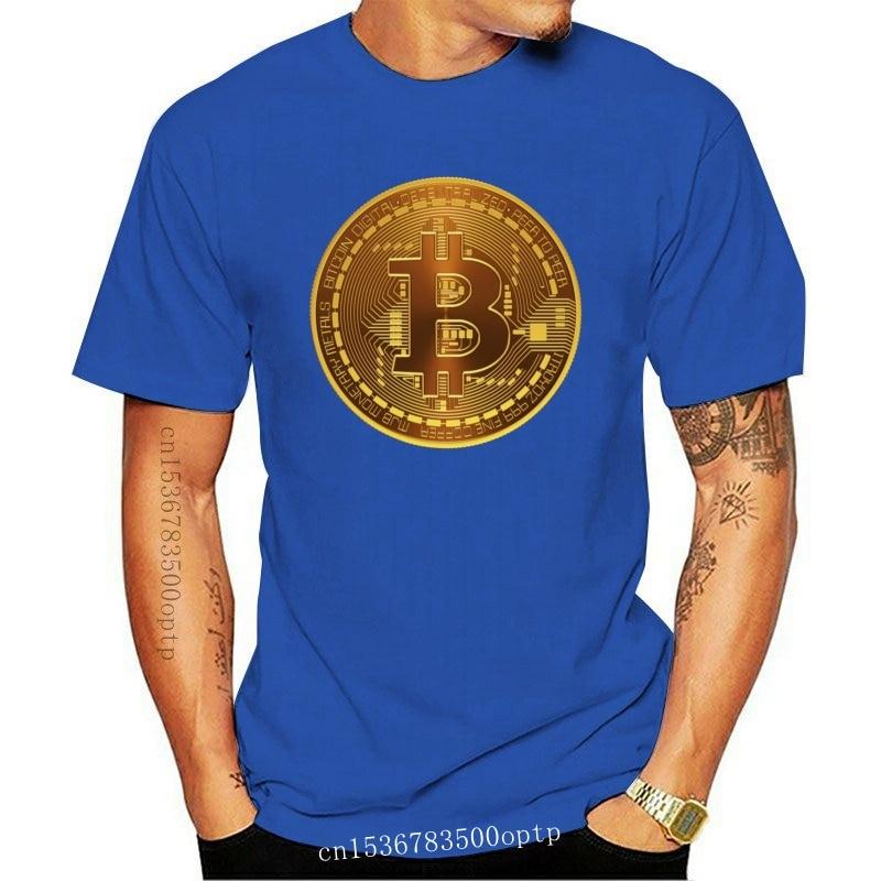 New Time For Plan Bitcoin BTC Crypto Currency T Shirt Short Sleeve Custom T-shirts Pp Camiseta Cotton Crewneck T-shirt