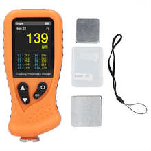GT230A 0-1300um Instrument de mesure dépaisseur de peinture de jauge dépaisseur de revêtement numérique dautomobile