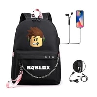 teens printing usb schoolbag ladys bag high capacity boys girls backpack mochila cute cartoon waterpoof backpacks girls gift