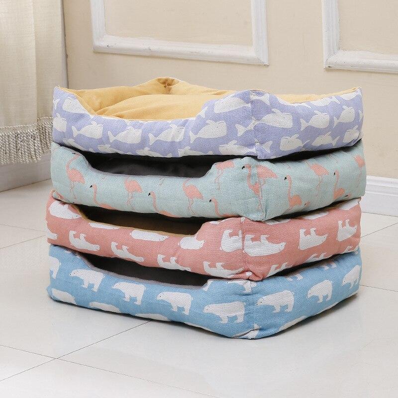 Plaza gran perro camas para perros grandes Super sueño reparador lavable perrera...