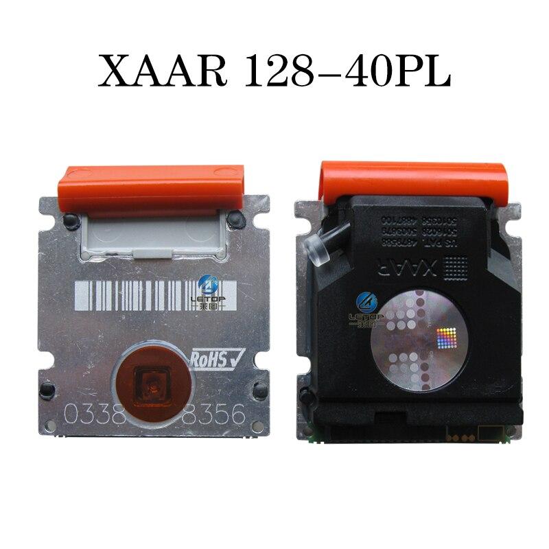 100% Original y a estrenar xaar 128 360 cabezal de impresión XJ128/40PL para infiniti gonghid jhf zhongye