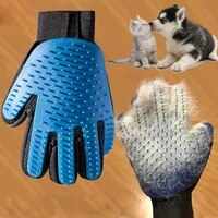 drop shipping cat grooming glove pet brush for dog hair remove deshedding cleaning combs massage s