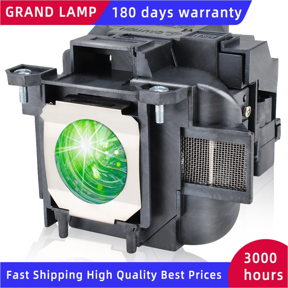 Compatible EB-X04 EB-X27 EB-X29 EB-X31 EB-X36 EX3240 EX5240 EX5250 EX7240 EX9200 for Epson ELPLP88 V13H010L88 Projector lamp elplp88 v13h010l88 for lamp projector eh tw5350 eh tw5300 eb s27 eb x31 eb w29 eb x04 eb x27 eb x29 eb x31 eb x36 ex3240