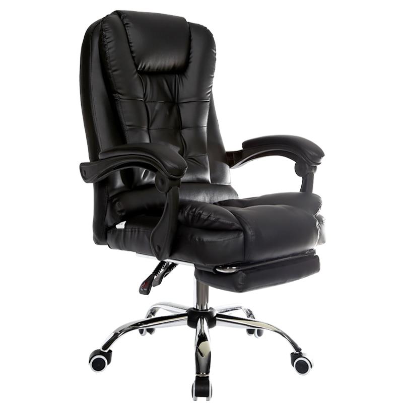 M888 سعر خاص كرسي مكتب الكمبيوتر كرسي للرئيس كرسي مريح مع مسند للقدمين ، كرسي رفع ، كرسي دوار