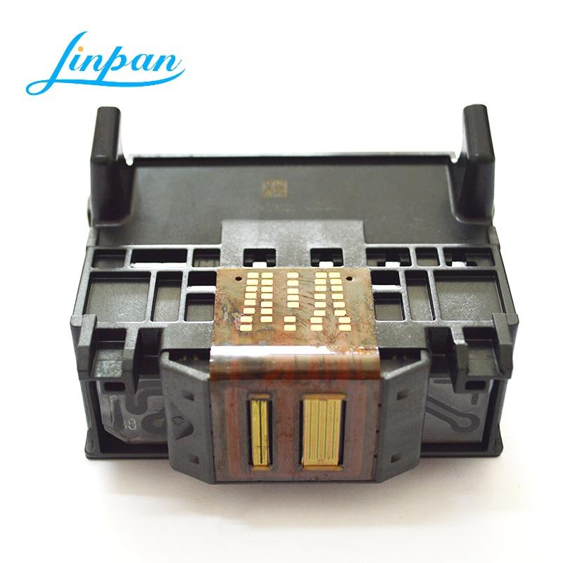 CB326 30002 CN642A 564 564XL печатающая головка с 5 слотами для HP 7510 7520 D5460 D7560 B8550 C5370 C5380 C6300 C6380 D5400 D7560 Детали принтера      АлиЭкспресс