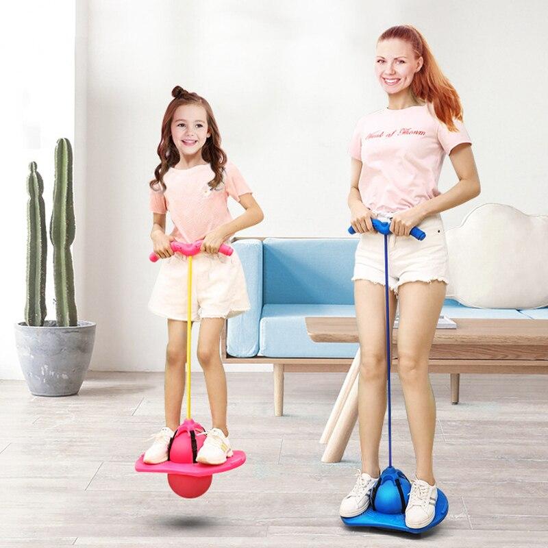 Обувь для прыжков Pogo, Детские лягушки, батуты для прыжков, палки для прыжков, спортивное оборудование для мальчиков и девочек, детские игруш...