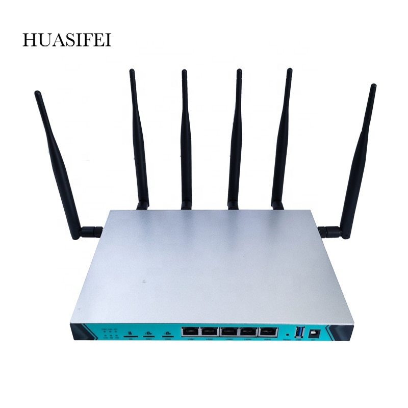 openwrt wifi router gigabit support vpn pptp l2tp 1200mbps 2 4ghz 5ghz usb 3 0 port 3g 4g router with sim card slot access point Unlock LTE 3G 4G router 1200Mbps industrial-grade Gigabit router openWRT dual SIM 4GWIFI router, VPN router 4g dual sim card
