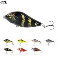 ccltba 10cm 45g slide jerkbait fishing isca articial baits wobbler crankbaits fishing tackle baits lures