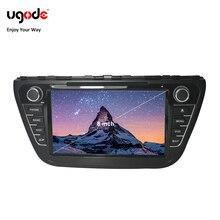 Car Multimedia Player 8 Inch Car GPS Navigation Autoradio Radio Multimedia Video Player For 2014 SX4 S-cross
