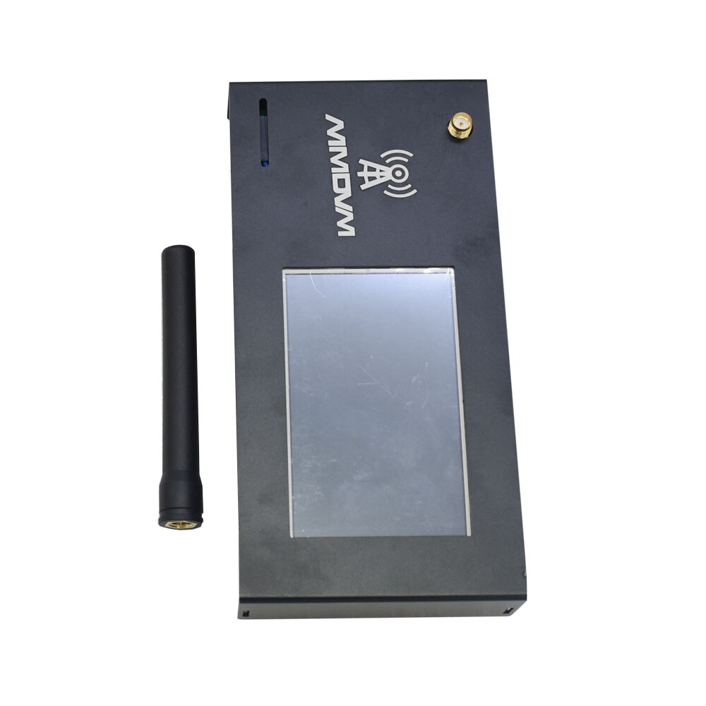 2021 New Assembled MMDVM Hotspot + Raspberry Pi Zero W +3.2 inch LCD Display + Aluminum Case P25 DMR YSF enlarge