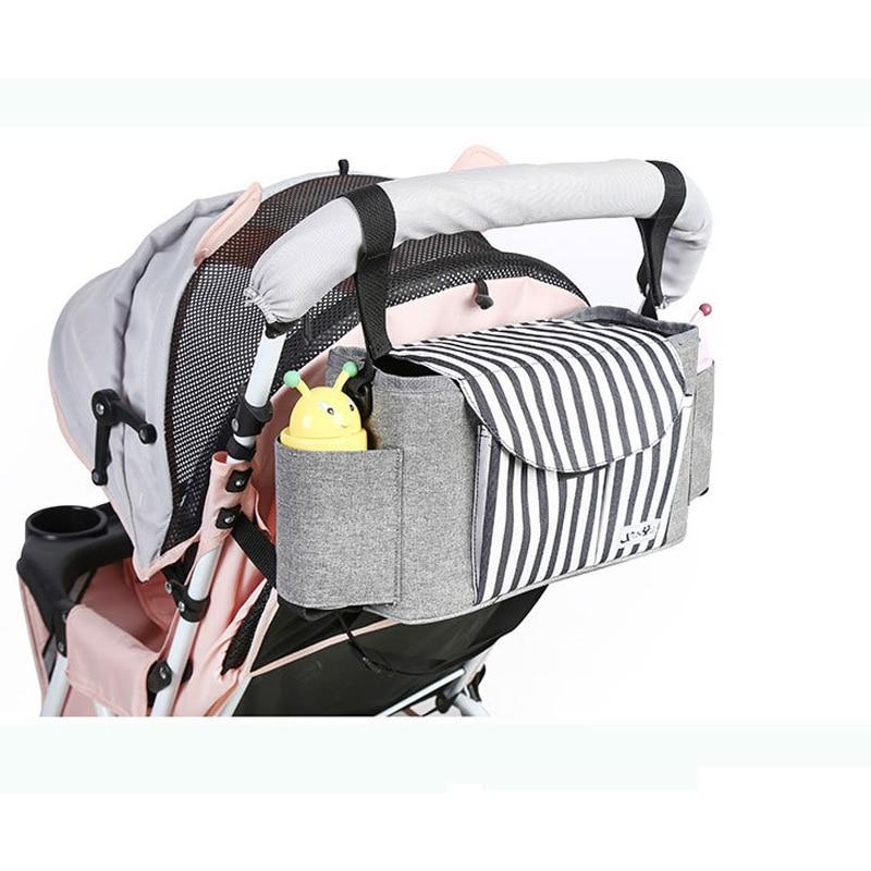 2021 Stroller Bag Pram Stroller Organizer Baby Stroller Accessories Stroller Cup Holder Cover Baby Buggy Winter Baby Accessories