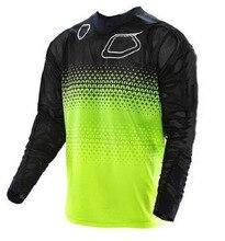 2021 Motocross T-shirt Off-Road Shirt Mannen Zomer Mountainbike Wielertrui Outdoor Lange Mouwen Speed Drop shirt