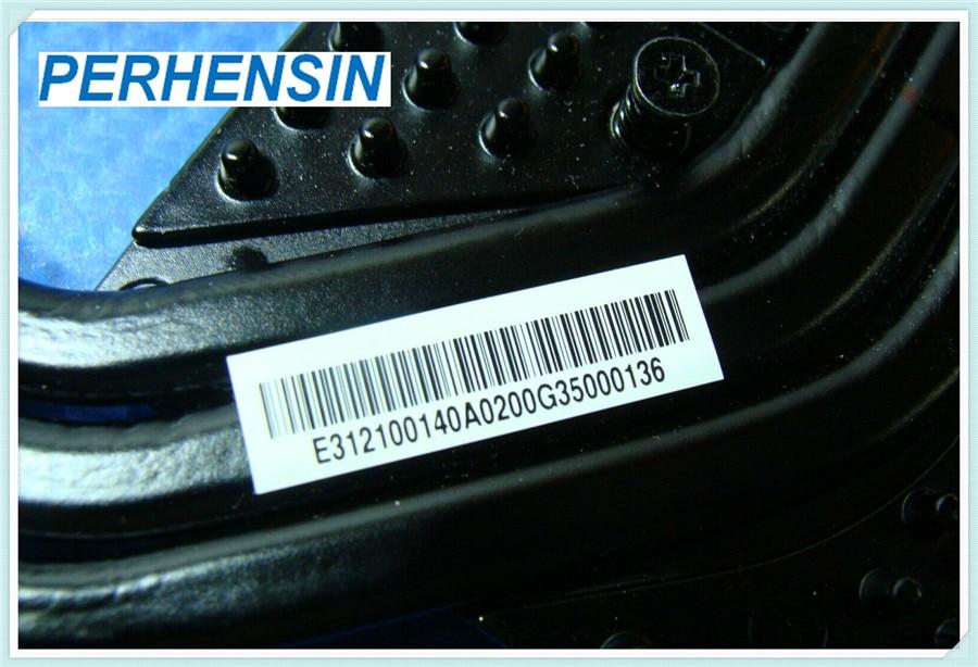 حقيقية ل MSI تيتان برو GT73VR 6RF-003US 17.3 تبريد غرفة تبريد E312100140A02