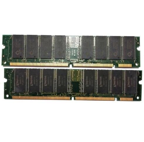 100% bien Original 168Pin dimm memoria SDRAM PC133 512MB de RAM de...