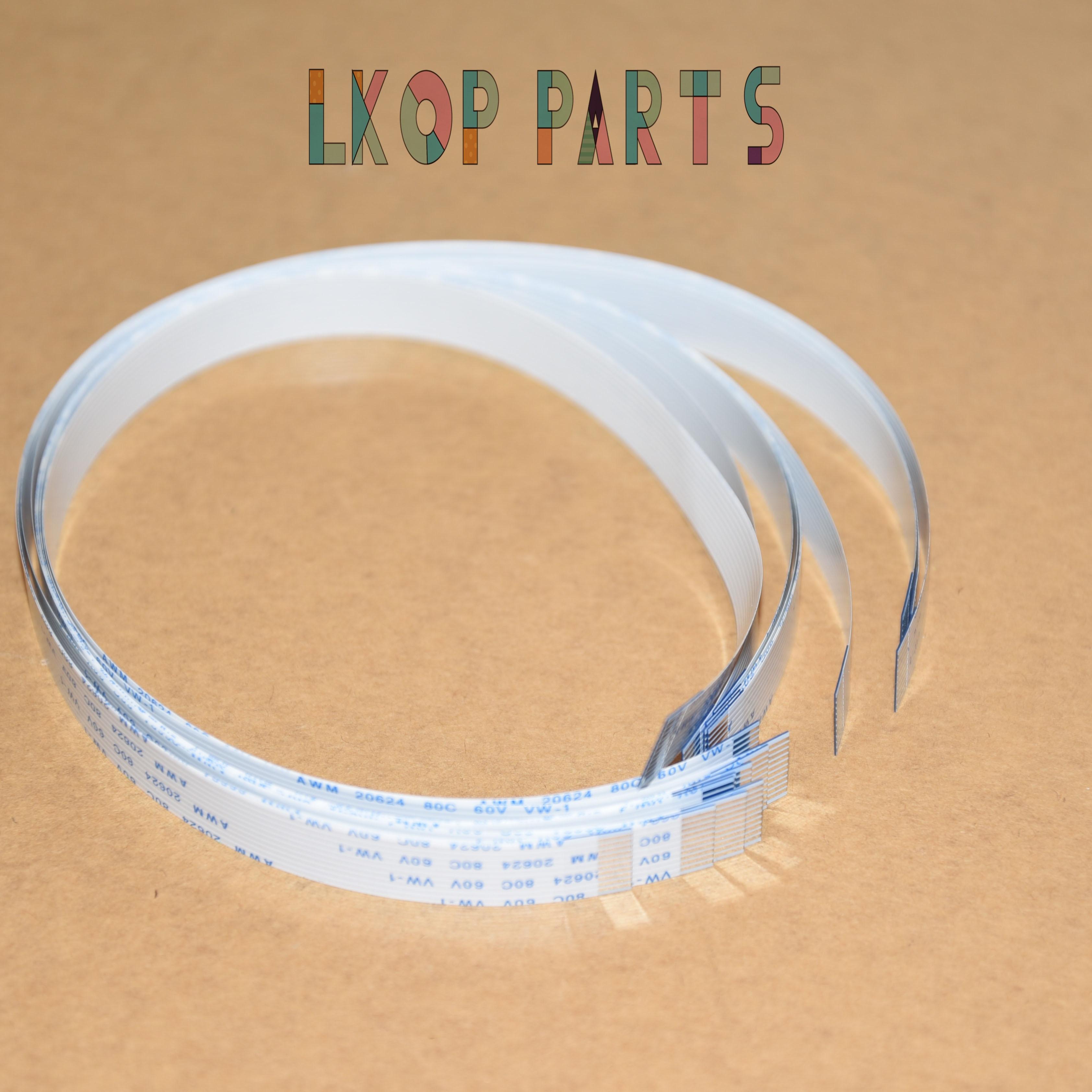 10pcs Automatic Doc Feeder ADF Flat Flex flexible Cable 10PIN 46CM for HP M426 M427 M274 M277 M377 M477 M452