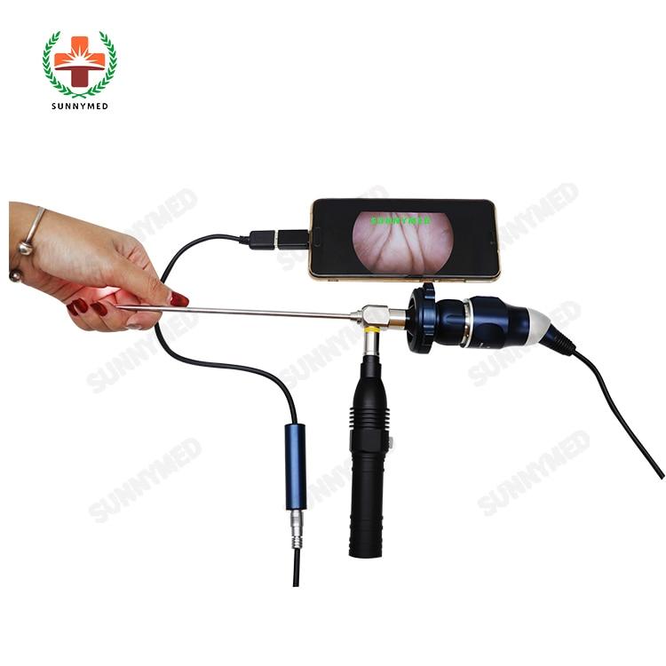 SY-P031HD الطبية USB الأنف HD كاميرا المنظار الأنف والحنجرة