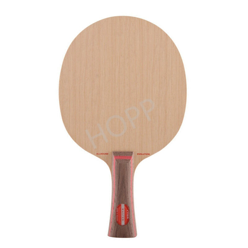 STIGA Allround Evolution table tennis blade racket 5 ply pure wood ping pong bat paddle tenis de mesa