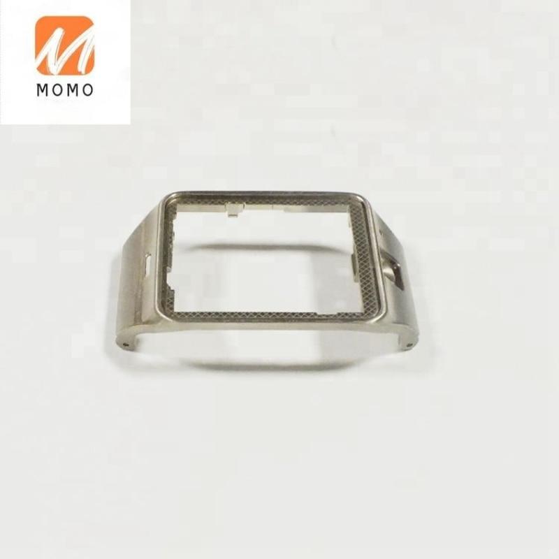 Подгонянный CNC подвергая механической обработке Нержавеющая сталь Часы чехол задняя компоненты