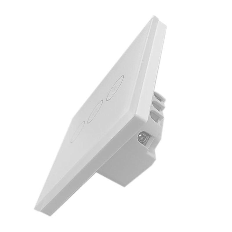 GT-503NL واي فاي الذكية الجدار الصحافة مفتاح الإضاءة الاتحاد الأوروبي القياسية APP التحكم عن بعد مناسبة لليكسا لجوجل الرئيسية الاتحاد الأوروبي ا...