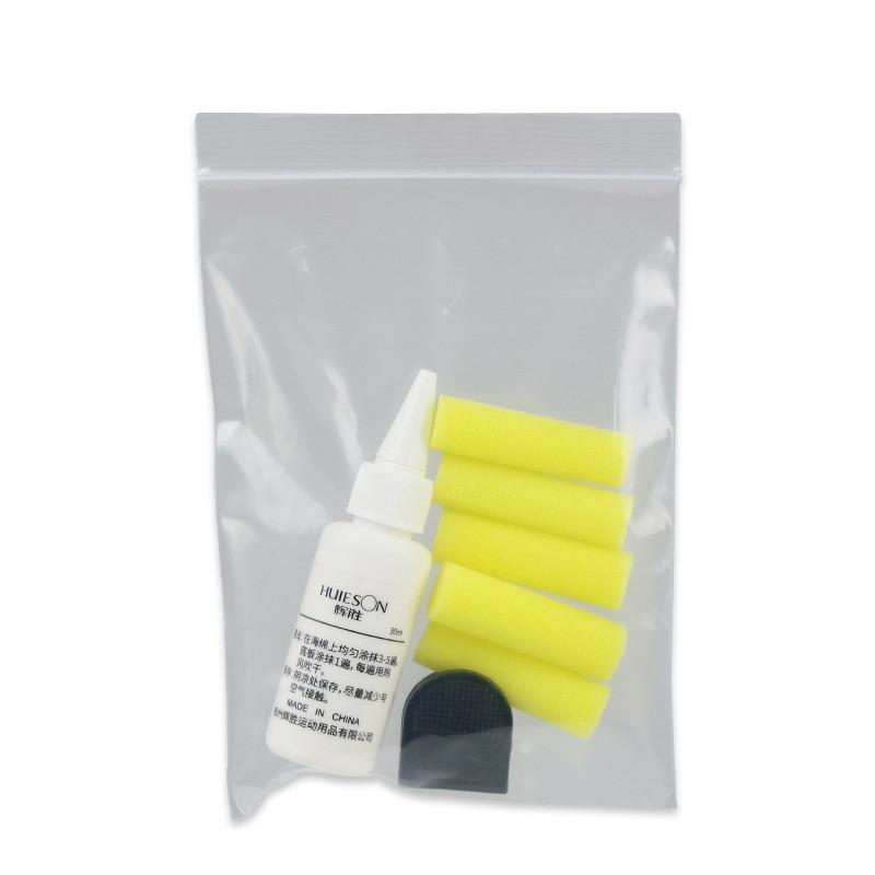 Tênis de mesa água-base cola acessório reparação adesivo pingpong bat borracha