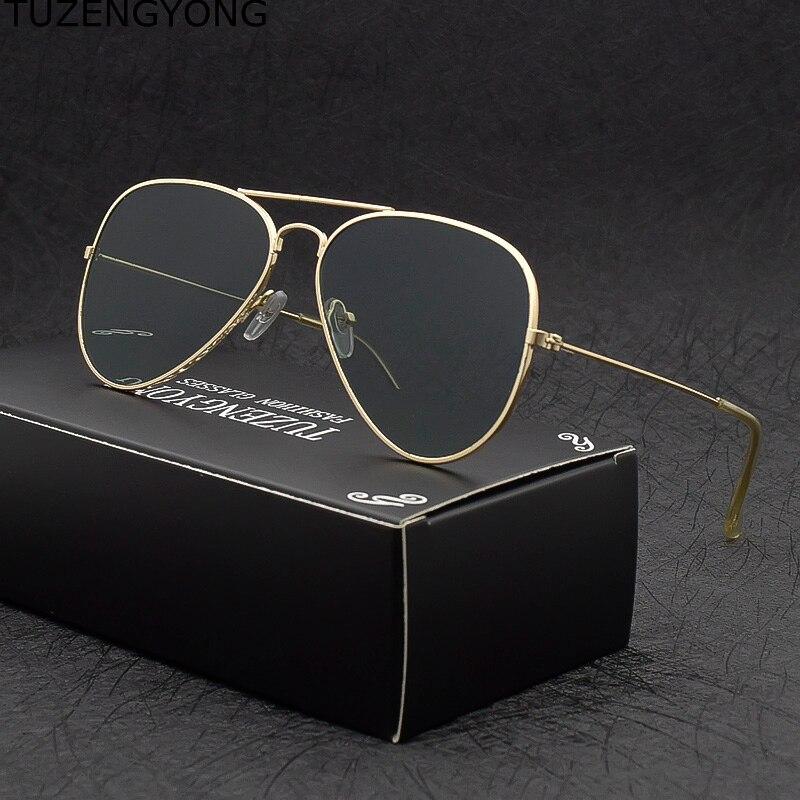 Fashion Classic Sunglasses Women Brand Designer Mirror Lens Men Sun Glasses UV Protection Pilot Sung