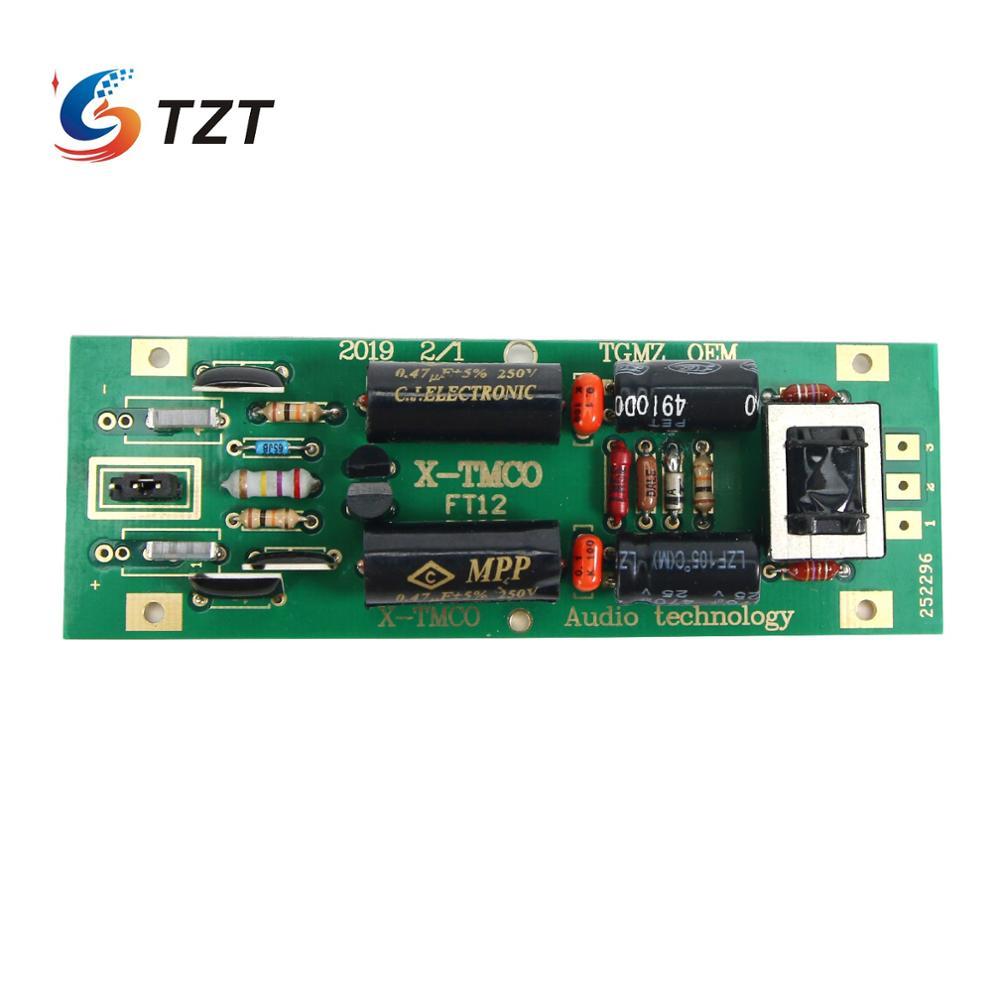 TZT كبير الحجاب الحاجز مكثف ميكروفون الملحقات المستوردة U87 ترقية لوحة دوائر كهربائية لتقوم بها بنفسك هيئة التصنيع العسكري إصلاح