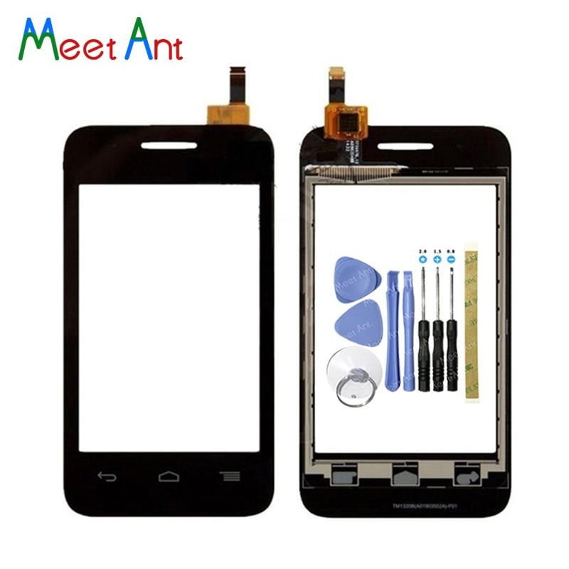 "Replacement 4.0"" For Alcatel One Touch Pop D1 4018 OT4018A OT4018M OT4018 Touch Screen Digitizer Sensor Outer Glass Lens Panel"