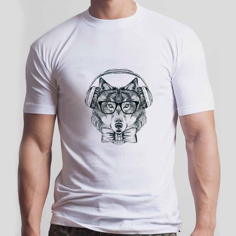 Bleistift Zeichnungen Bamb Wolf Neue Nette Casual Männer T shirt Kurzarm Tops Weibliche Sommer Harajuku Casual Frauen T-Shirt