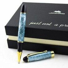 JINHAO X450 belle entreprise rouge moyen stylo à bille rouleau nouveau bureau école de commerce stylo décriture