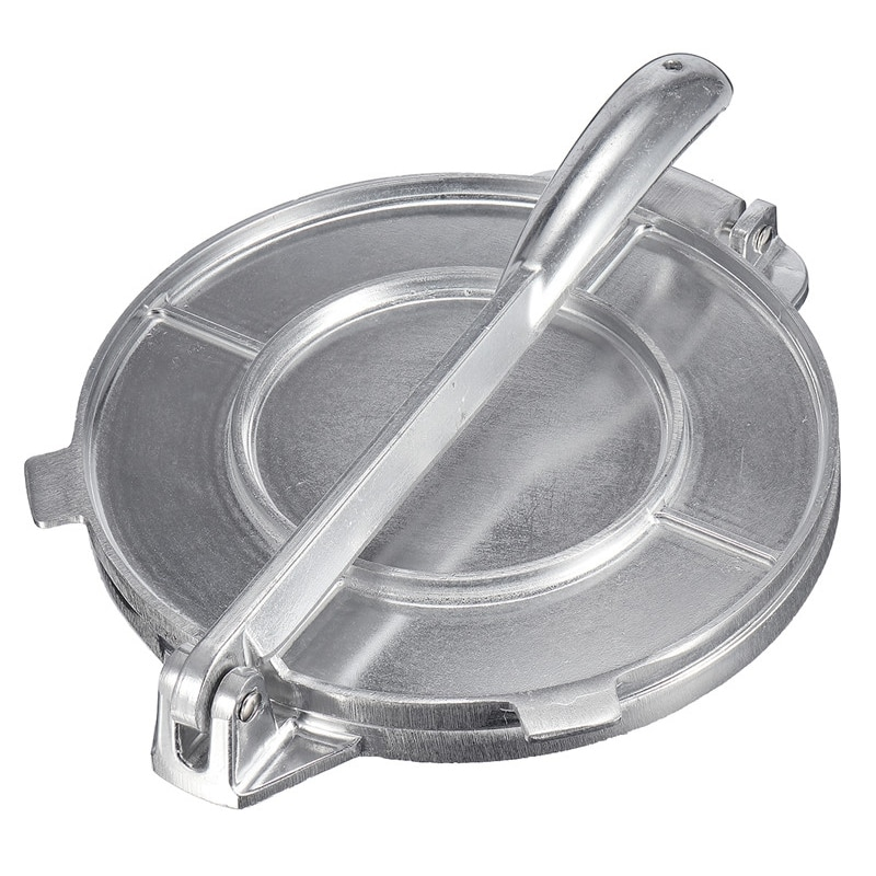 20CM Tortilla Press Aluminum Foldable Kitchen Tool Flour Corn Specialty Tools Кухня Инструменты