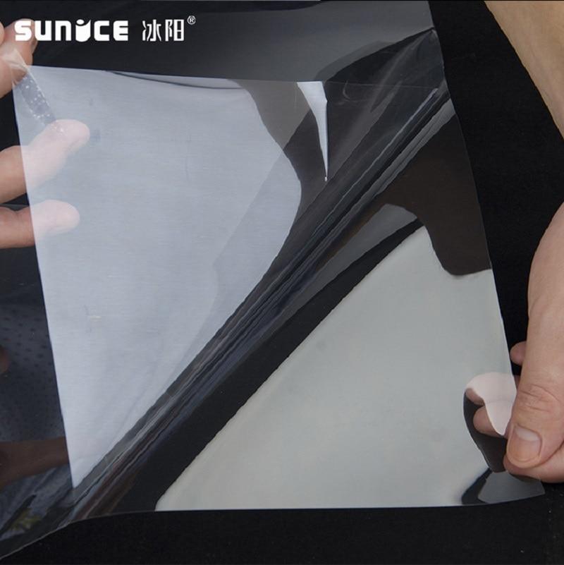 Противотуманная пленка SUNICE, прозрачная противотуманная пленка, зеркало заднего вида для ванной, зеркальная защитная пленка для макияжа, пр...