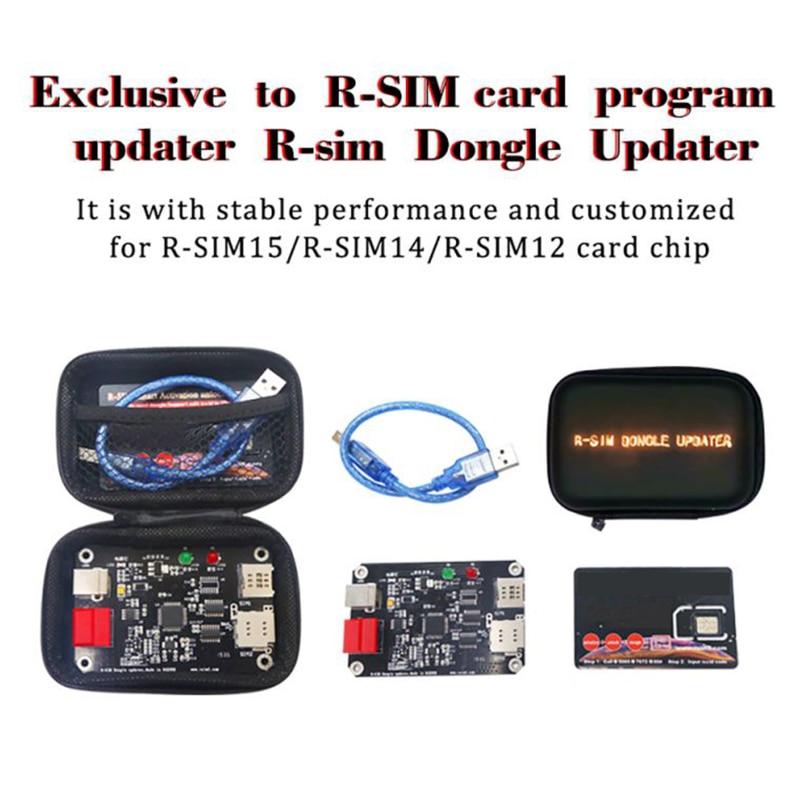 R SIM ключ Обновитель Смарт разблокировка карты обновления аксессуары для iPhone 11 Pro