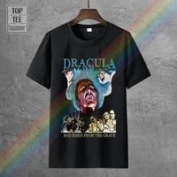 dracula has risen from the grave poster mens tshirts men streetwear 2019 t shirt fashion 2019 t shirt 100 cotton
