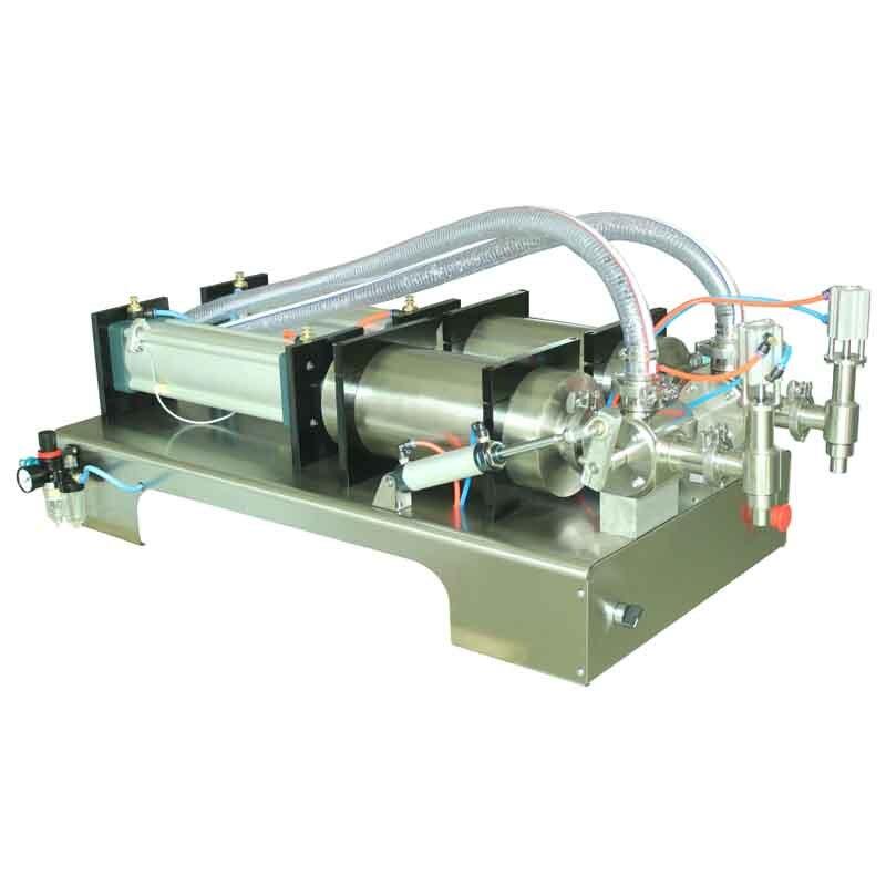 Машина SHENLIN 5000 мл с двойной головкой для розлива жидкости, наполнитель, пастеризационный раствор, 1% точный SS304