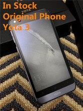 """새로운 오리지널 Yota 3 Yotaphone 3 듀얼 스크린 5.5 """"Snapdragon 625 Octa Core 4G RAM 128G ROM 안드로이드 8.1 지원 Play 스토어"""