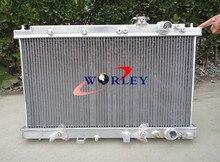 Aluminium Radiator Voor Honda Integra Acura DC2 B18 Gsr Rs Ls At/Mt 1994-2001