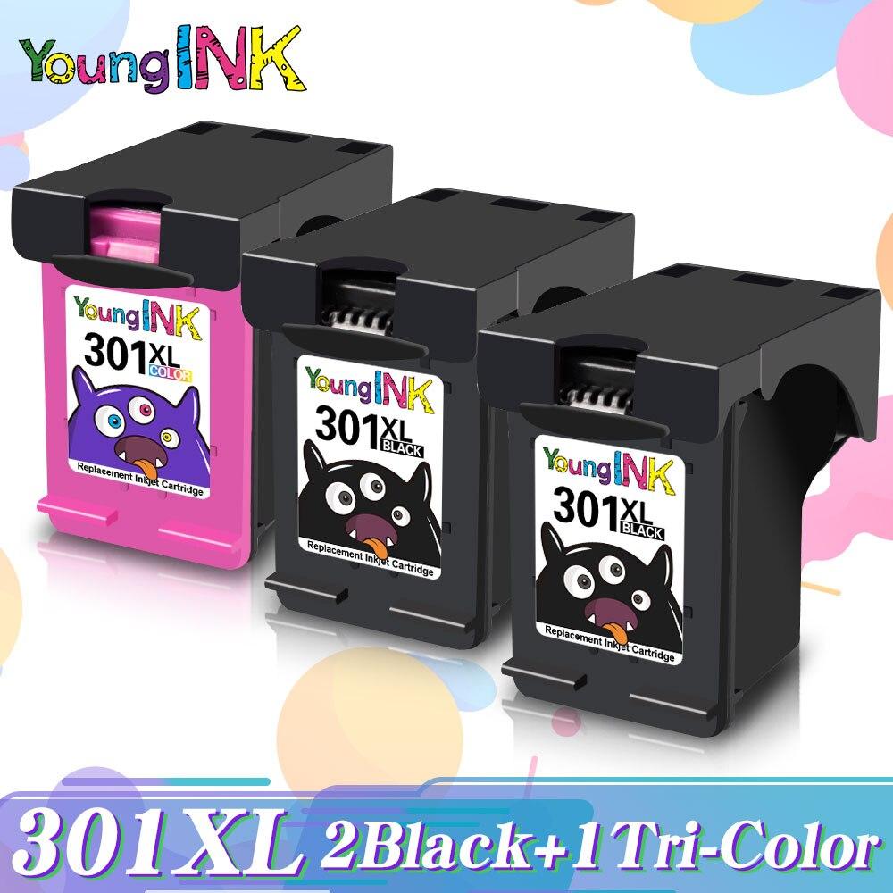Картриджи для принтера HP 301 HP 301 XL Deskjet 3051a 3052a 3054a 3055a 4500 4501 4502
