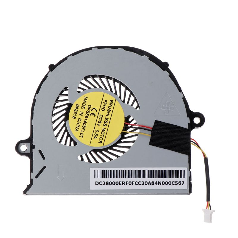 CPU Cooling Fan Laptop Cooler for Acer Aspire E5-571G E5-571 E5-552 E5-471 E5-471G E5-473 E5-473G E5-573 E5-573G V3-472G V3-572