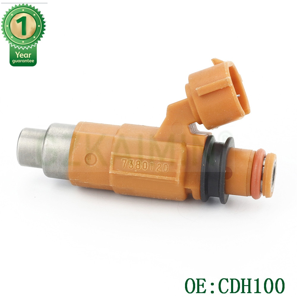 Inyectores de combustible Original reconstruido para SUZUKI 15710-65D00 fuera de borda DF140 stroke 15710 65D00 CDH100 15710-65D00 68V-8A360-00-00