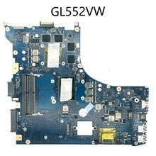 GL552VW Motherboard Für ASUS ZX50V GL552V GL552VW laptop motherboard mainboard REV 2,0 I5-6300HQ GTX960M/4GB 30 PIN