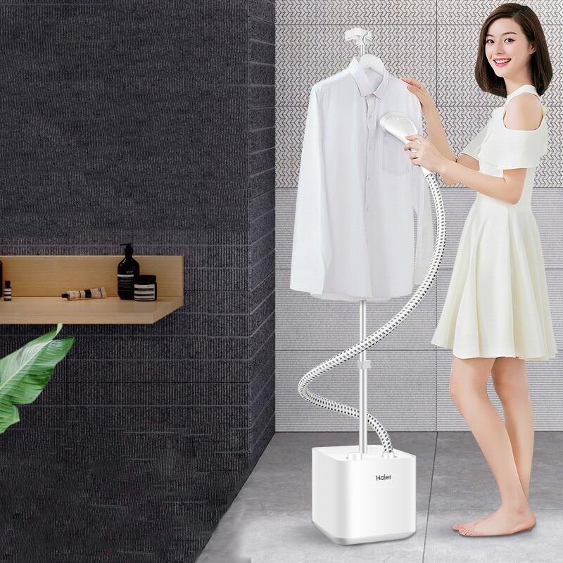 باليد معلقة العمودي آلة تنظيف الملابس بالبخار المنزلية الصغيرة الكهربائية الحديد متجر الملابس الكي الملابس باخرة الدورية الرف