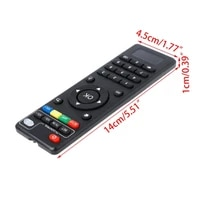 remote control replacement for t95m t95n mxq mxq pro mxq 4k m8s m8n android tv box tv set top box remote control