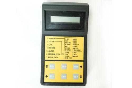 Digital Console unit programmer For ZAPI H0 H2B Dual AC2 Motor Controller enlarge