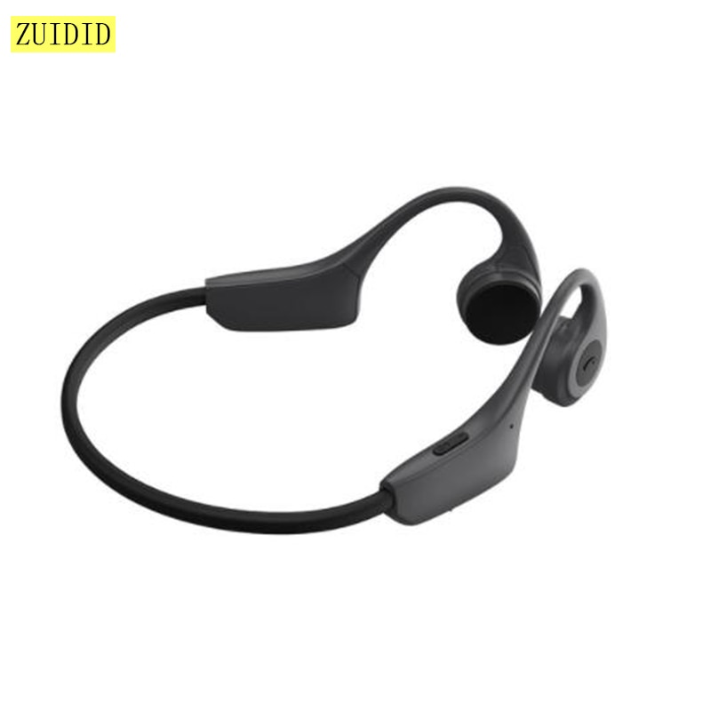 H10 Bone Conduction Waterproof Earphones Built-in 8GB Memory Headphones With Mic Bluetooth Headsets